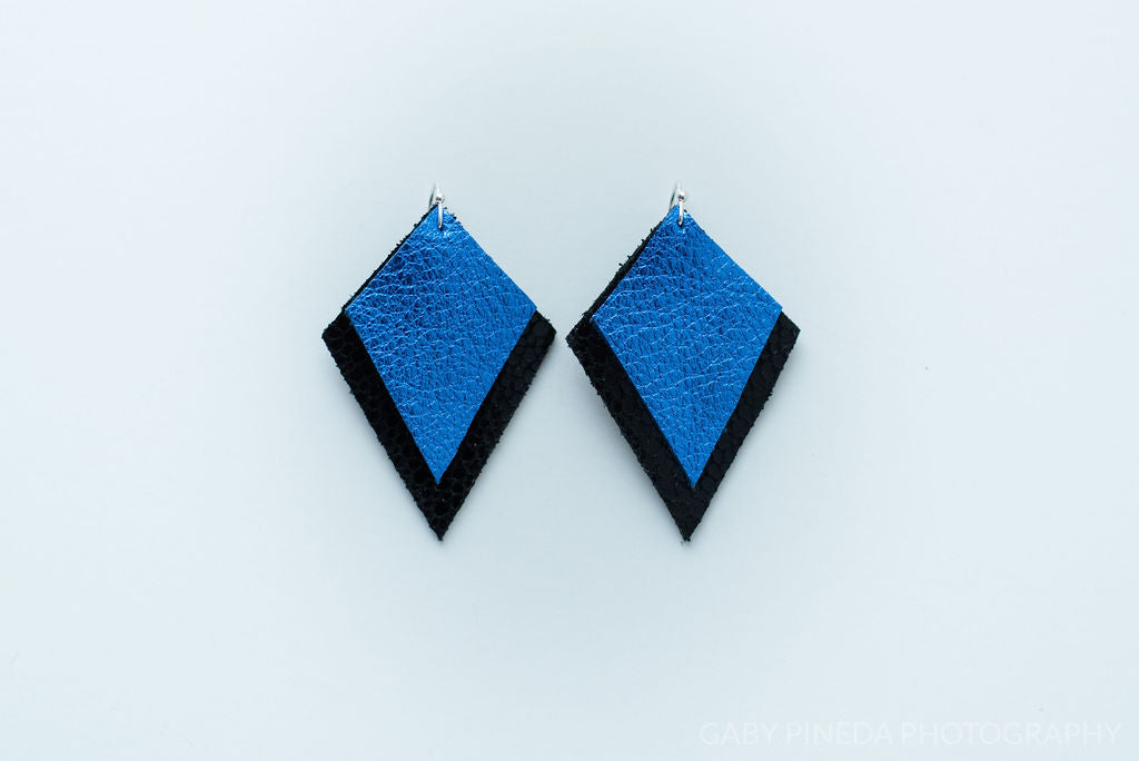 Byron Nelson Bobcat Game Day Spirit Earrings