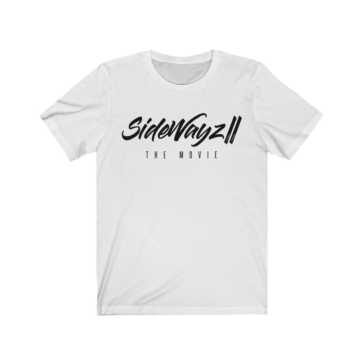 """SideWayz II The Movie"" Policy Tee"