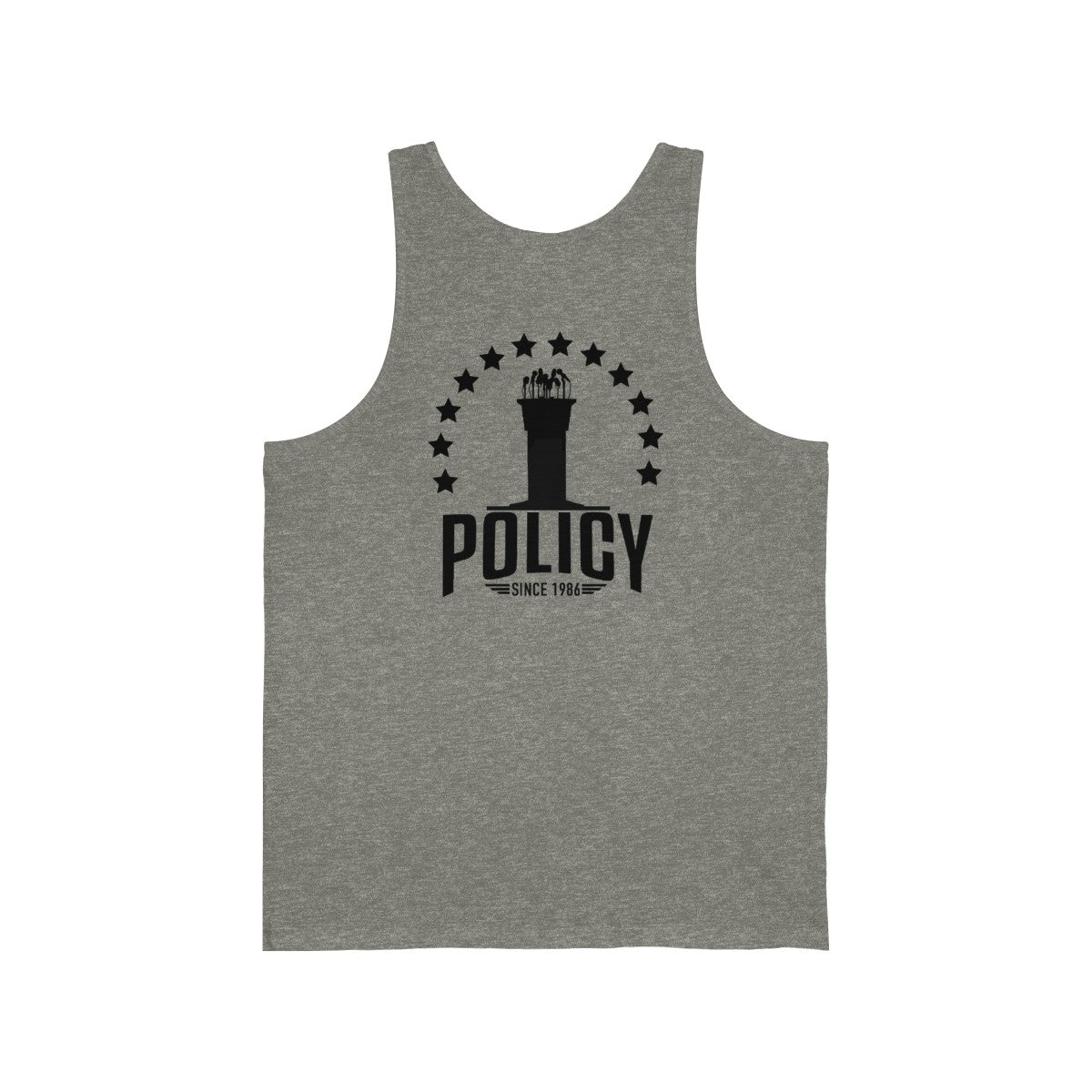 """SideWayz II The Movie"" Policy Tri-Blend Tank (Grey Tri-Blend)"