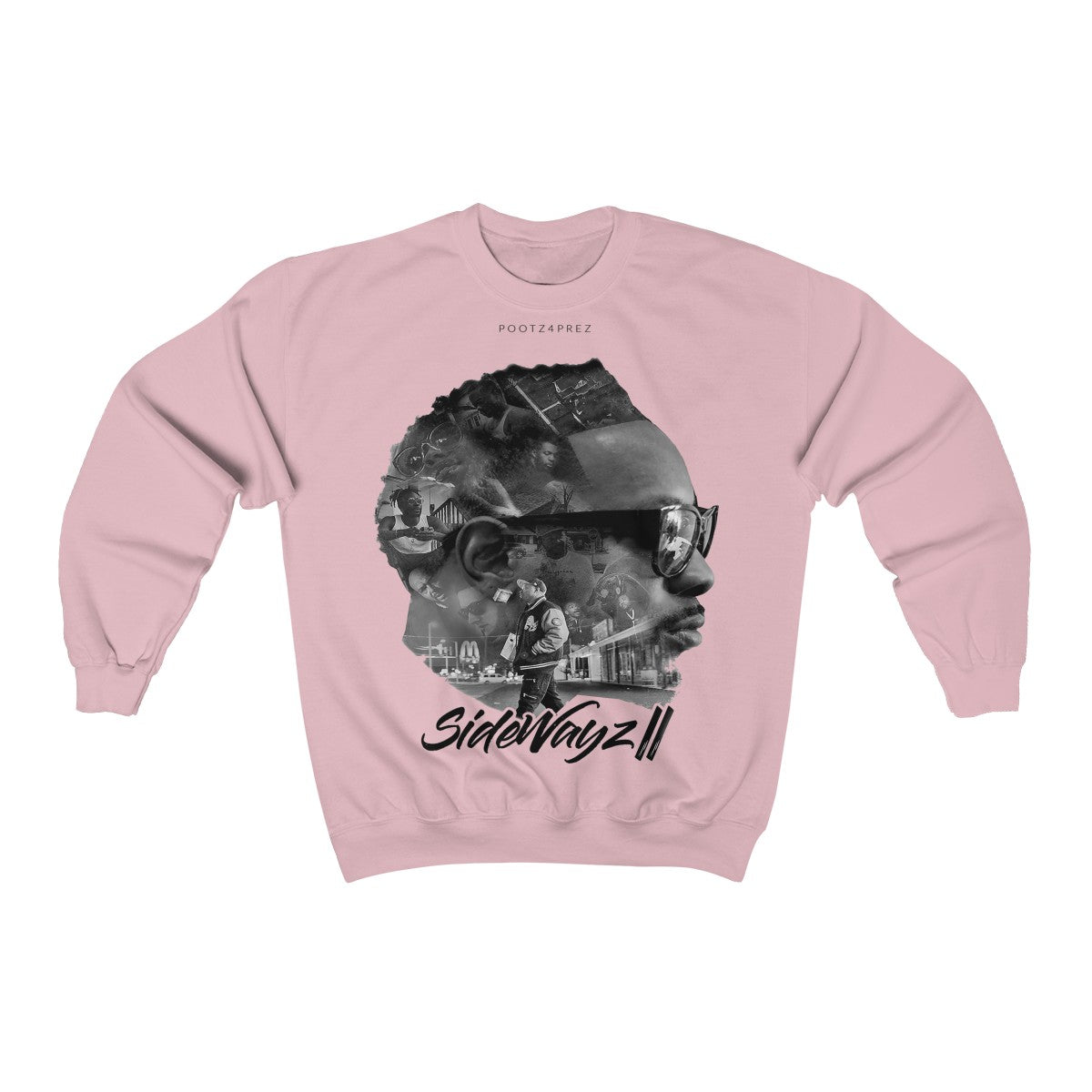 """SideWayz II The Movie"" Crewneck Sweatshirt"