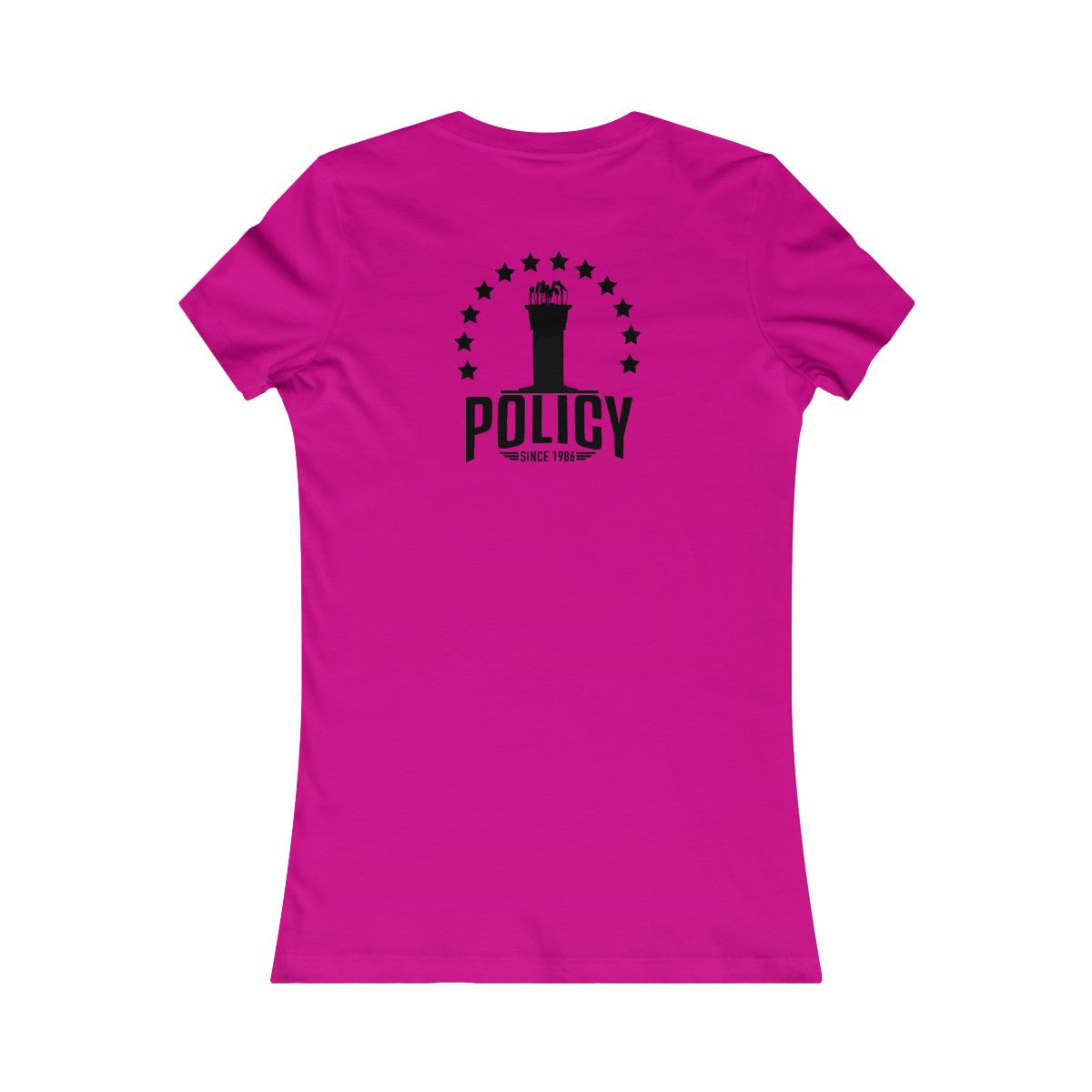 """SideWayz II The Movie"" Policy Classic Tee (Berry)"