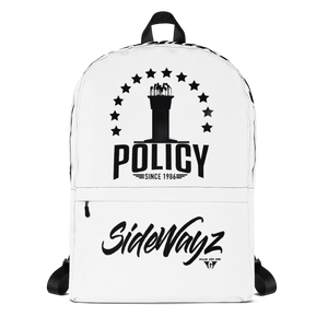 """Policy"" Backpack"