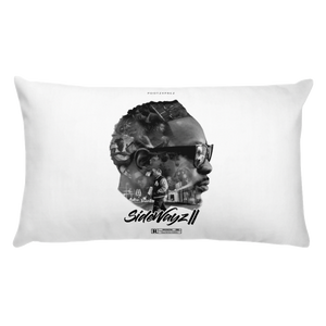 """SideWayz The Movie"" Pillow"