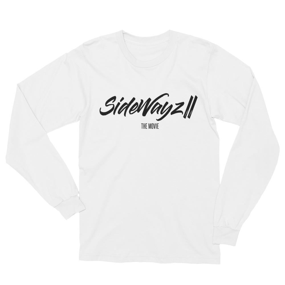 "Classic ""SideWayz II The Movie"" Long Sleeve"