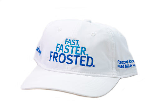 Frosted Hat