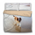 Sea Sand Cavalier King Charles -3 Pcs Bedding Sets