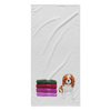 Cavalier Love Towel