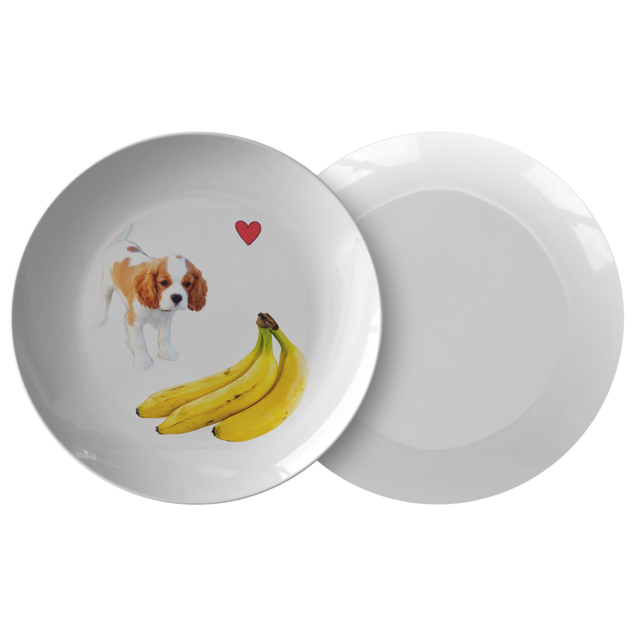 Going Bananas Plate