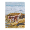 Spaniel Cavalier King Beach Journal - Paperback