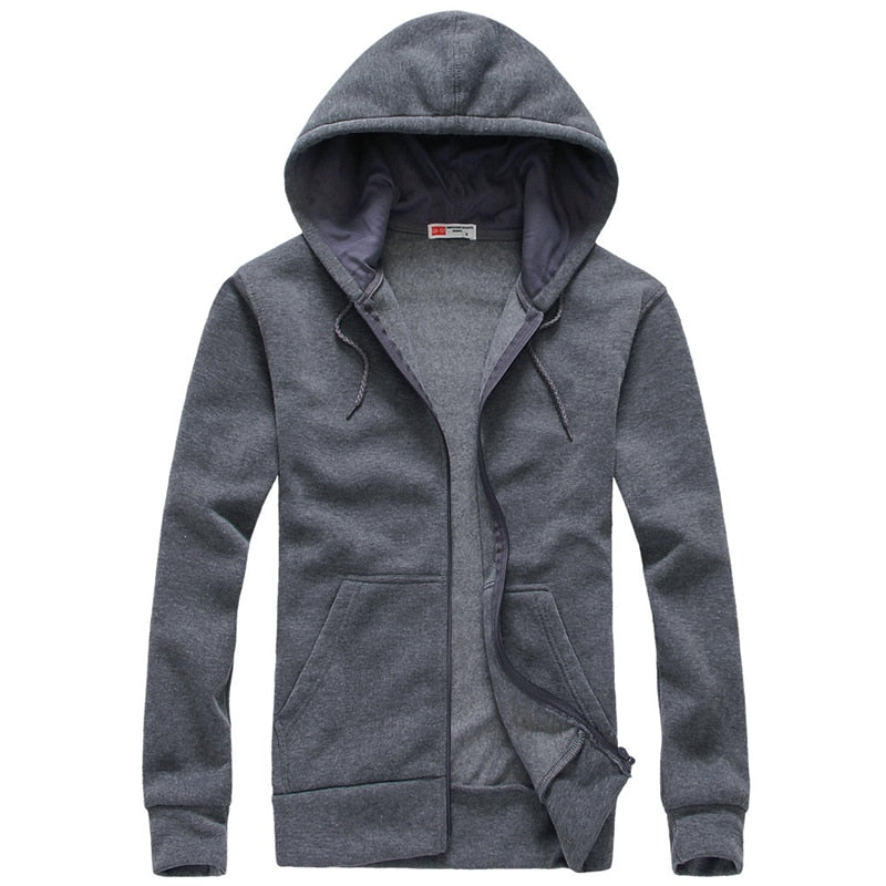 New Fashion Men Sweatshirt Men Hoodies Cotton Hoodie Jackets Tracksuit Autumn Spring Hoodies Men Sweatshirt Plus Size S-XXL-novahe