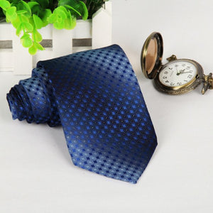 Ties for Men 8cm Wide 2017 New Fashion Gravata Slim Necktie Wedding Solid Red Black blue Purple Grey Cotton Casual Mens Ties-novahe