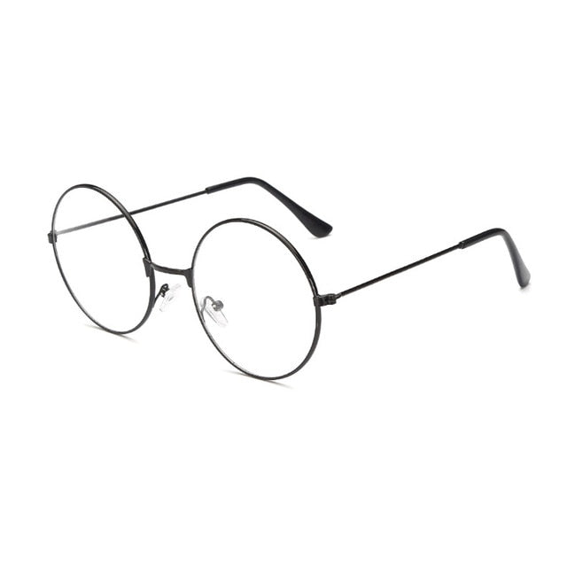 Vintage Round Harry Potter Glasses frame Female Brand Designer gafas De Sol Spectacle Plain Glasses Gafas eyeglasses eyewear-novahe