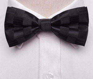 Bowtie men formal necktie boy Men's Fashion business wedding bow tie Male Dress Shirt krawatte legame gift-novahe