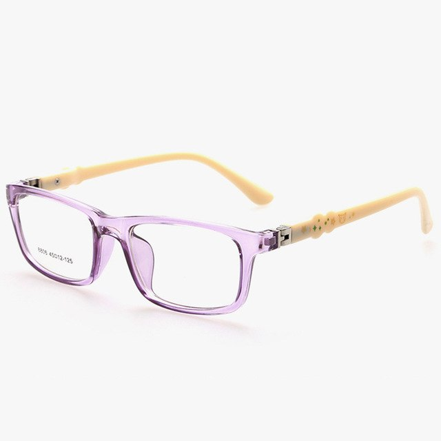 Student Spectacle Frame Children Myopia Eyeglasses Optical Prescription Kids TR90 Glasses Frame For Infant Baby Boys&Girls YQ107-novahe
