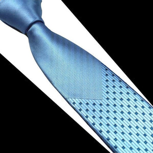 GUSLESON New Skinny Mens Ties Luxury Man Floral Dot Neckties Hombre 6 cm Gravata Slim Tie Classic Business Casual Tie For Men-novahe