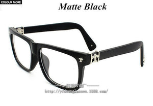 BOYEDA Fashion Eye Glasses Frames for Men Vintage Female Grade Glasses Spectacle Frame Computer Eyeglasses Women Oculos De Grau-novahe