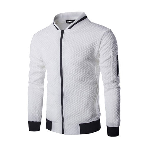 Men's Hoodies Zipper Design Mens Jacket Coat O Neck High Quality Mens Autumn Sweatshirt Brand-Clothing Hoodies men-novahe