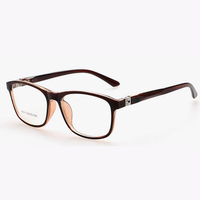 TR90 children optical frame eyewear wholesale eyeglasses 7 colors Double Color New Style Girls Boys Kids Glasses big Frame 8811-novahe