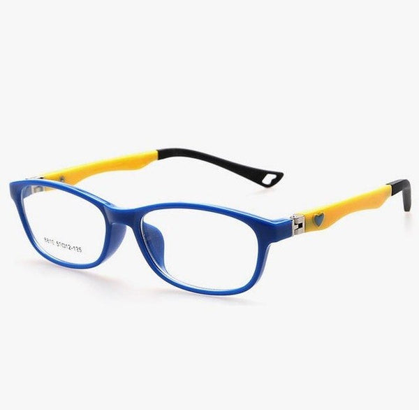 1a0c808306 ... Heart hinge eyewear frames Children super light Frames for Kids Glasses  Frames Boys for Girls TR90 ...