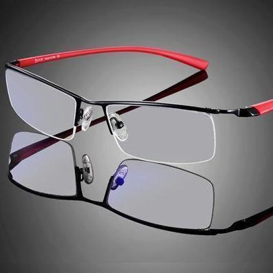 7ce0e18f24 computer glasses frame goggles Anti blue ray clear lens gaming glasses Men  Spectacle radiation resistant eyeglasses ...