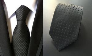 ( 1 pieces/lot) 2016 cravate for men 8 cm polka dotted neckties men's ties navy dot tie polka dots red white blue grey-novahe