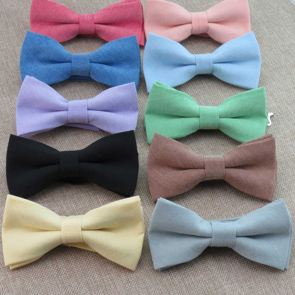 (1 pcs/lot) Ms fashion new cotton bow tie men married the groom's best man costume party Clothing accessories-novahe