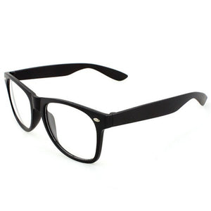 2017 9 Colors Eyeglasses Frames Glasses Trendy Unisex Men Women Eye wear Frames Clear Lens Glasses Square Frame-novahe