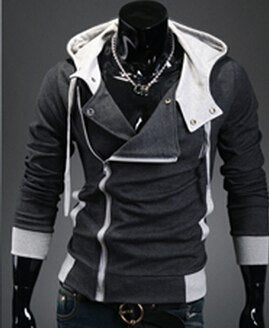 2017High quality Assurance 3 New Kenway Men's jacket anime cosplay clothes assassins creed costume for boys clothes-novahe