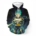 PLstar Cosmos Classic Anime 3D Hoodies Dragon Ball Z Super Saiyan Pocket Hooded Sweatshirts Cool Vegeta Hoodie Pullovers Outfits-novahe