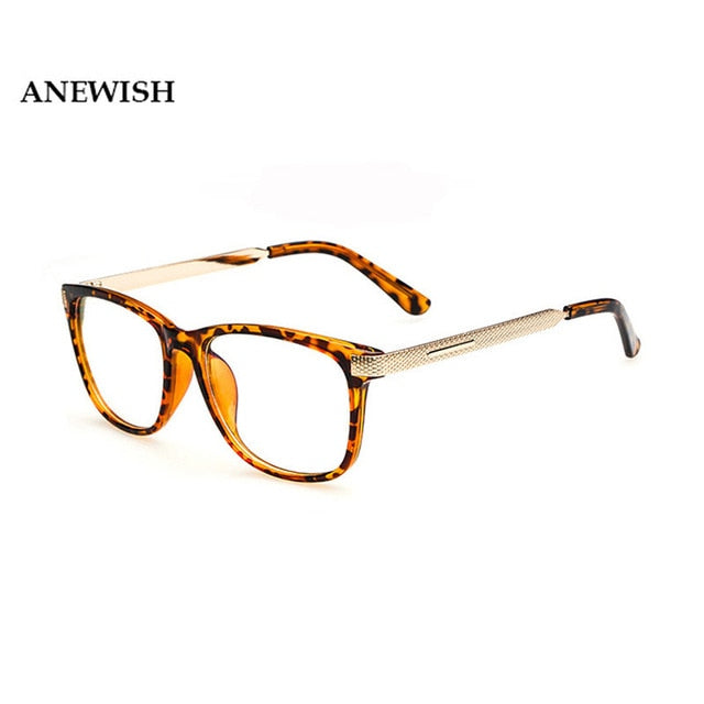 df9f0963129 Fashion Retro Vintage Optical Reading Spectacle female Eye glasses frame  Computer Decorative Oculos De Grau women s