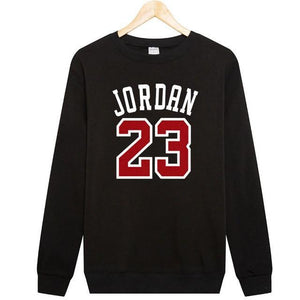 2017 Brand New Fashion JORDAN 23 Men Sportswear Print Men Hoodies Pullover Hip Hop Mens tracksuit Sweatshirts Clothing-novahe