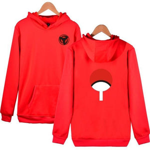 BTS Naruto Hoodies Sweatshirts Uchiha Syaringan Hooded Boys Fashion Hokage Ninjia Men/women Classic Cartoon printed Clothes 4xl-novahe