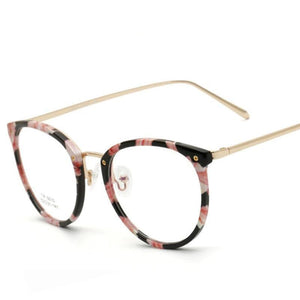 31e84fbdc7be ELITERA Fashion TR90 Eyeglasses Retro Men Women Designer Eye glasses Male  Female Optical Glasses Frame Eyewear