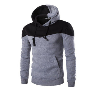 Autumn Clothes Hoodies Men Sudaderas Hombre Hip Hop Mens Brand Hoodie Decorative Pocket Sweatshirt Slim Fit Men Hoody-novahe