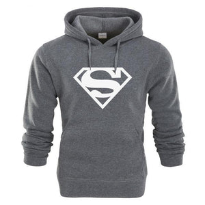 RUMEIAI New Superman Hoodie Batman Hooded Men Casual Cotton Fall / Winter Warm Sweatshirts Men's Casual Tracksuit Costume-novahe