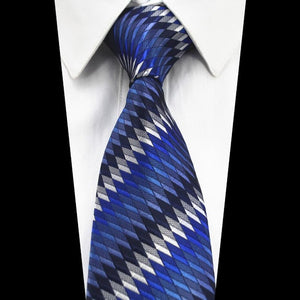 JEMYGINS New Designer Blue Green Tie Silk Jacquard weave Flower Paisley Neck Tie For Men Corbatas Hombre 2017 Suit Wedding-novahe