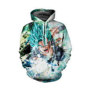 2017 Covrlge Men's Hoodies Christmas Dragon Ball 3D Printed Anime Casual New Pullover Free Shipping Men's Clothing M-5XL MWW081-novahe
