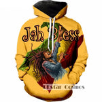 PLstar Cosmos 2017 new fashion 3d Hoodies Reggae originator Bob Marley print hooded sweatshirt Men Women casual Tracksuit-novahe