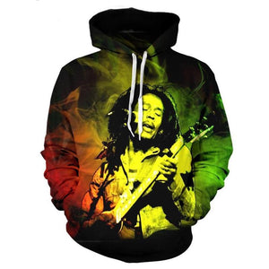 Bob Marley Hoodies Sweatshirt Men's Punk Outwear Alisister Brand Clothing Plus Size Tracksuit Unisex Autumn Winter Pullover-novahe