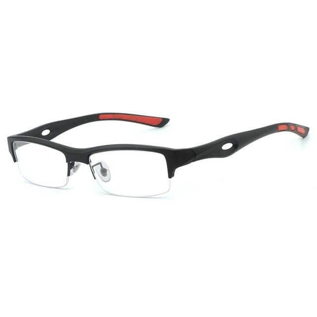 HDCRAFTER Myopia Sports Glasses Frame Man tr90 optical eyewear frames computer goggles reading glasses frame-novahe