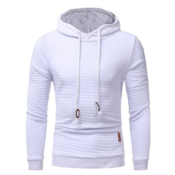 Hoodies Men Brand Male Hip Hop Long Sleeve Solid Color Hooded Sweatshirt Mens Hoodie Tracksuit Sweat Coat Casual Sportswear-novahe