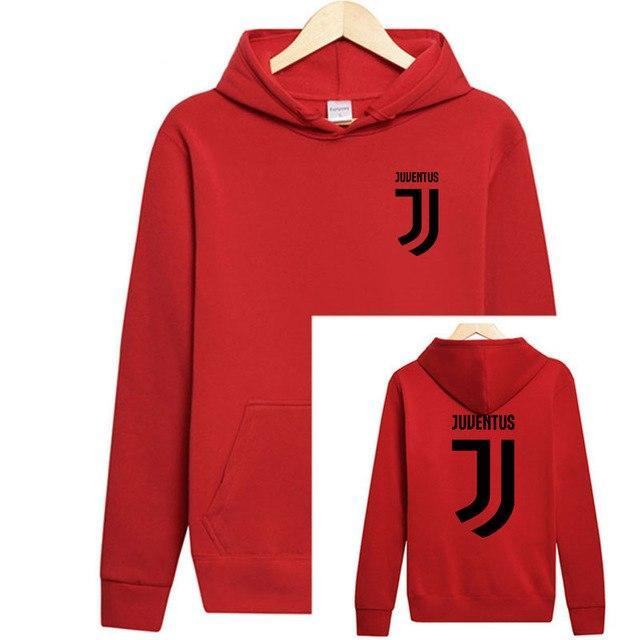 2018 Man/women Juventus print Sportswear Hoodies male Hip Hop Fleece Long Sleeve Hoodie Slim Fit Sweatshirt Hoodies for men-novahe