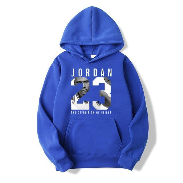 WZZAE 2018 Brand New Fashion JORDAN 23 Men Sportswear Print Men Hoodies Pullover Hip Hop Mens tracksuit Sweatshirts Clothing-novahe