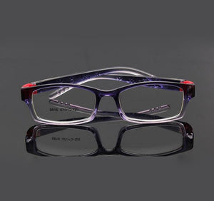 Bendable No Screw Kids frame glasses Boy Child glasses Flexible Children frames eyewear TR90 Optical glasses for 0-10 years old-novahe
