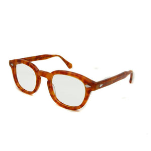 947068c2224f ESNBIE 47mm High Quality Johnny Depp Glass Eyewear Frames Men Vintage Round  Frame Glasses Mens Retro