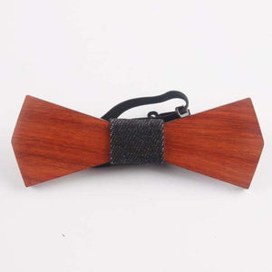 5df734d15830 Fashion Western Special Wood Gentleman Bow Ties Handmade Butterfly Wedding  Party Bow Ties Butterfly Wooden Unique