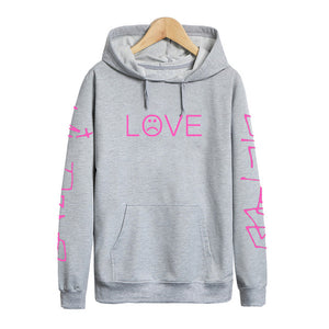 Pkorli Lil Peep Love Hoodies Men Women Sweatshirts Hooded Pullover Casual Women Homme Harajuku Fashion Sweatshirts Rapper Hoody-novahe
