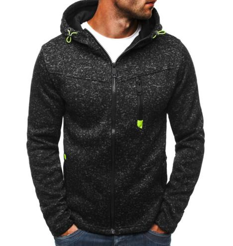 2018 Brand Hoodie Zipper Cardigan Hoodies Men Fashion Tracksuit Male Sweatshirt Hoody Mens Purpose Tour XXL-novahe