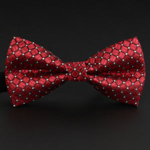 SHENNAIWEI High quality 2017 sale Formal commercial wedding butterfly cravat bowtie male marriage bow ties for men business lote-novahe