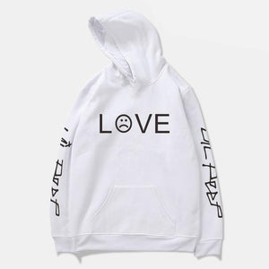SMZY Lil Peep Hooded Hoodies Mens Sweatshirts United States Popular Rap Singer Sweatshirts Men The Great Hip Hop Singer Clothes-novahe